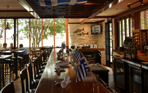 Hamilton Place restaurant