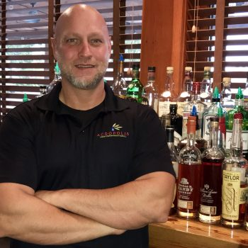 Q&A with Best Bartender Finalist Chris Gann