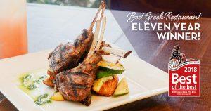 Best Greek Restaurant Chattanooga