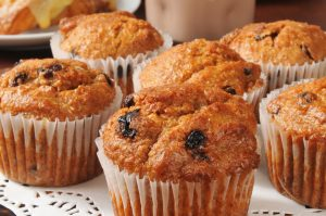 Muffins make for a great catered breakfast for any Chattanooga event.