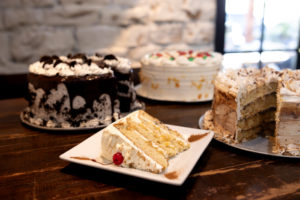 Made-from-scratch cakes from our Chattanooga bakery