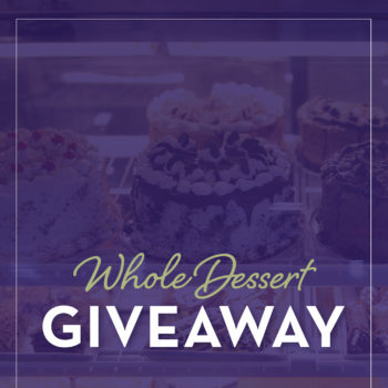 Enter the Acropolis Grill Whole Dessert Giveaway